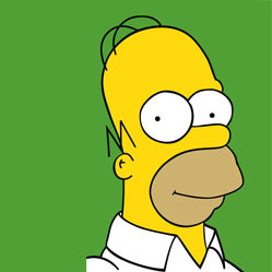 Christian Rudolf - Homer Simpson